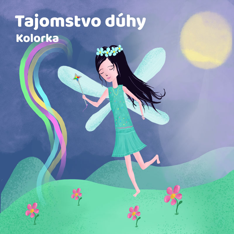 Kolorka-Tajomstvo dúhy