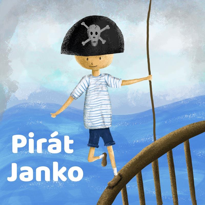 Pirát Janko