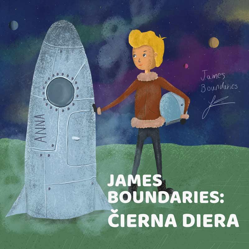James Boundaries Čierna diera