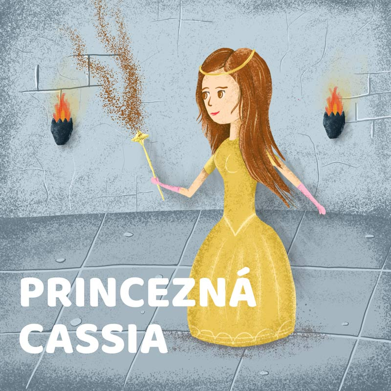 Princezná Cassia