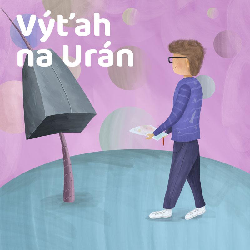Výťah na Urán