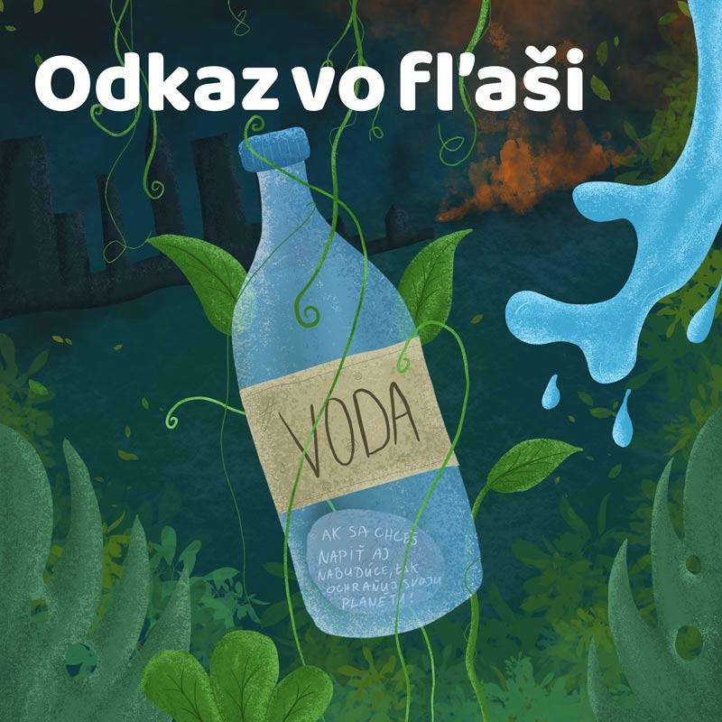 Odkaz vo fľaši
