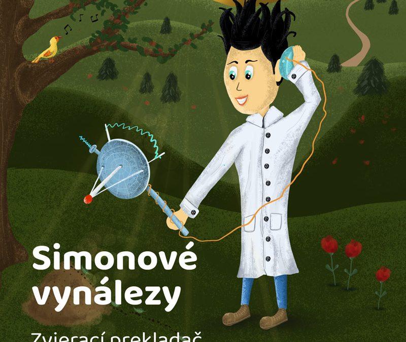 Simonove vynálezy: Zvierací prekladač